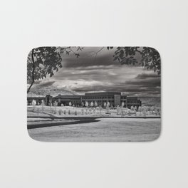 As the Clouds Roll in Bath Mat