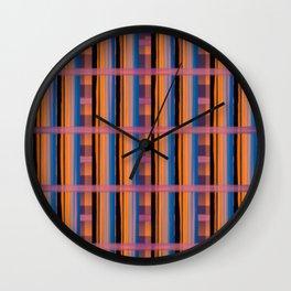 Good Natured Ribbon Wall Clock