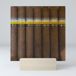 Cuban Cohibas Mini Art Print