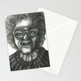 Grandmother Time Stationery Cards