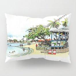 Calico Jack's, Grand Cayman (no notes) Pillow Sham