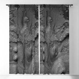 Ashes of Renewal by Keith Laney Blackout Curtain