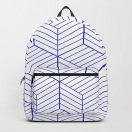 ZADA ((berry blue)) Backpack