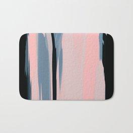 Soft Determination Peach Bath Mat