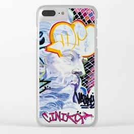 Urban Legend Clear iPhone Case