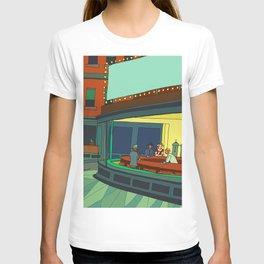 Nightgoats T-shirt