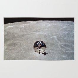Apollo 10 - Far Side Of The Moon Rug