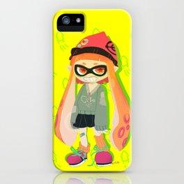 squid squid squid squid squid  iPhone Case