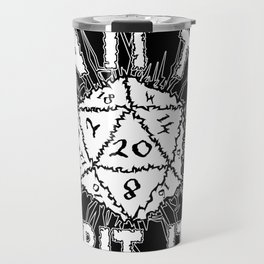 In It To Crit It! Travel Mug