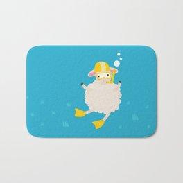Sheep Series [SS 04] Bath Mat