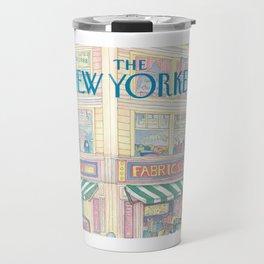 The New Yorker - 05/1988 Travel Mug