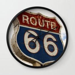 U.S. Route 66  Wall Clock