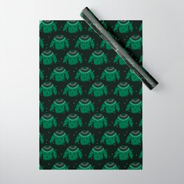 Sweater Weather Wrapping Paper