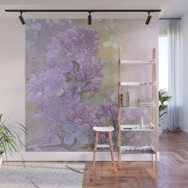 Lilacs Wall Mural