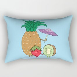 LET'S BE FRIENDS! Rectangular Pillow
