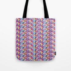 Brushstroke Fortunes I (Abstract Painting) Tote Bag