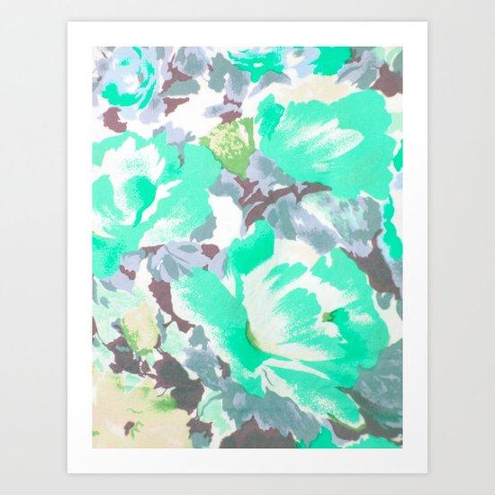 Floral 07 Art Print