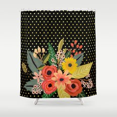 Flowers bouquet #2 Shower Curtain