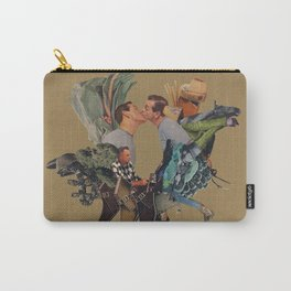 For Everything Unwritten Carry-All Pouch