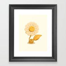 Summer Sprite Framed Art Print