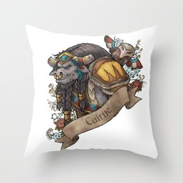 Chieftain Throw Pillow