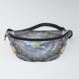 Keepers of the Garden Fanny Pack