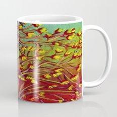 Abstract Fall tree Mug