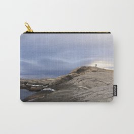 Finmark, North of Norway, dramatic landscape Carry-All Pouch