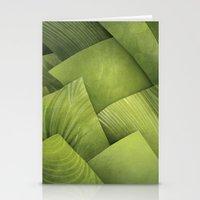 grass Stationery Cards featuring Grass by Yevheniia Hlova