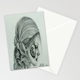 Gypsy Girl  Stationery Cards