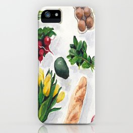 Produce iPhone Case