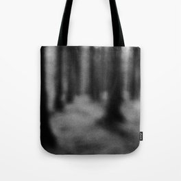 Surreal forest Tote Bag