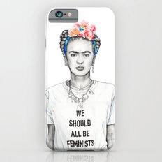 FRIDA KAHLO - The Ultimate Feminist iPhone 6 Slim Case