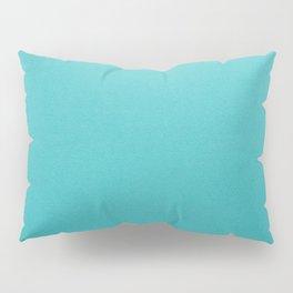 Turquoise Blue Pillow Sham