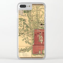 Beijing 1848 Clear iPhone Case