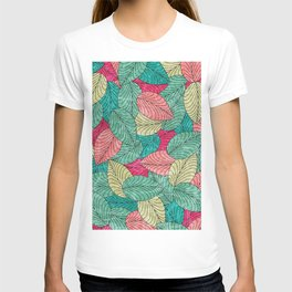 Let the Leaves Fall #06 T-shirt