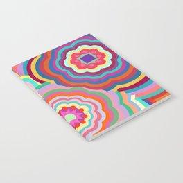 Retro Candy Notebook