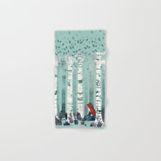 The Birches Hand & Bath Towel