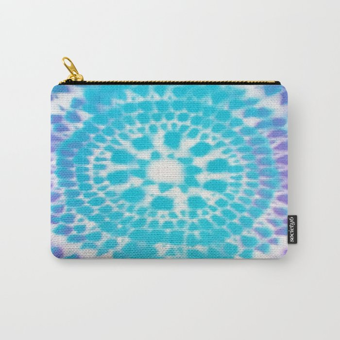 Scale Mandala Pattern Carry-All Pouch