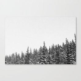 i-70 west Canvas Print