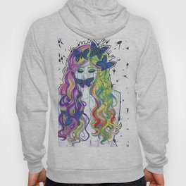 Crying Color Hoody