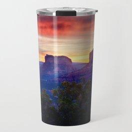 Sedona Sunrise Travel Mug