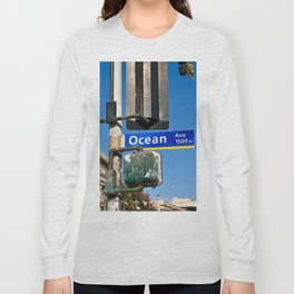 Ocean Avenue Long Sleeve T-shirt