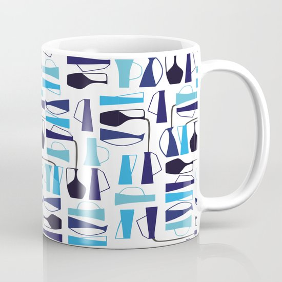 pouring pots Mug