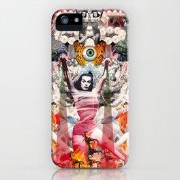 Vampira iPhone Case