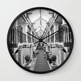 Clifton Arcade Wall Clock