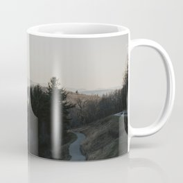 Moses Cone Trail Coffee Mug