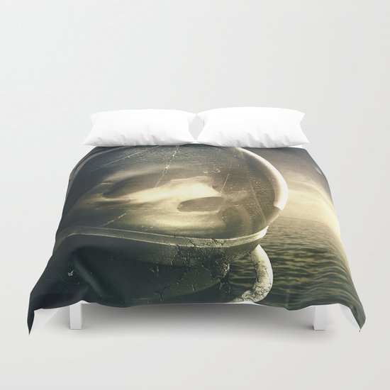 Desolate Duvet Cover