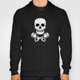 Skull n Pistons Classic Hoody