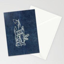 Plane Stationery Cards